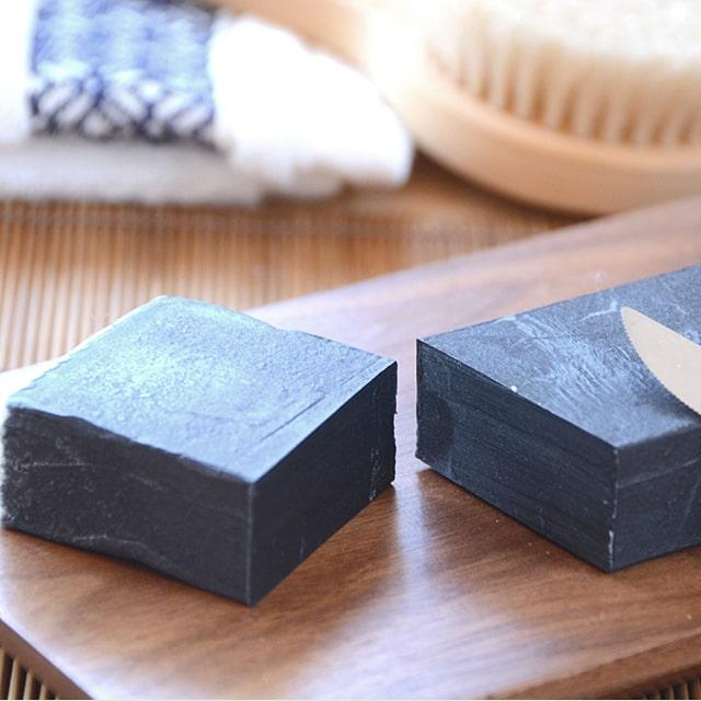 黒炭すっきり棒石鹸